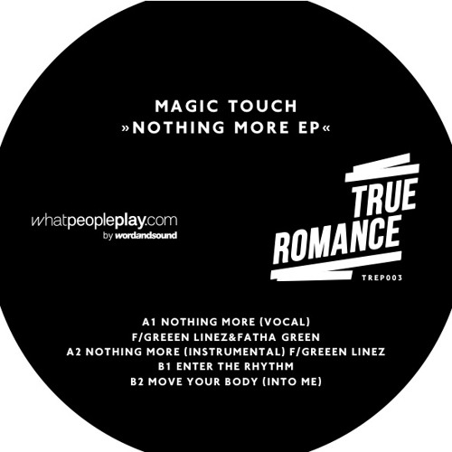Magic Touch - A2 Nothing More Instrumental (Snippet)