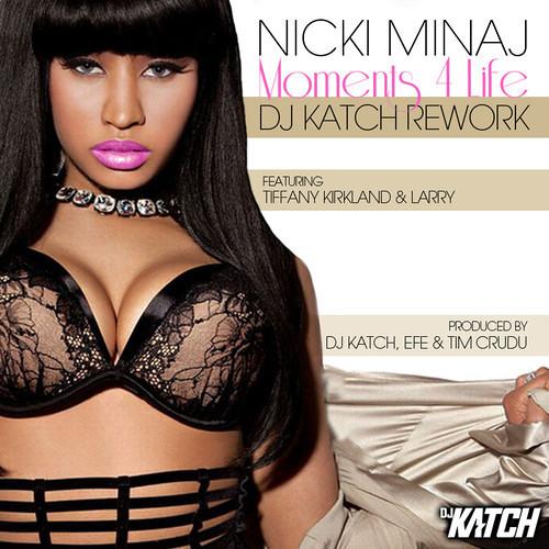 DJ Katch feat. Tiffany Kirkland - Moments 4 Life (Rework)
