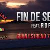 La Original Banda El Limón ft. Río Roma - Fin de Semana  (HesbaDj 2013) Portada del disco