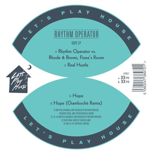 Rhythm Operator vs. Rhode & Brown - Fiona's Room (preview) [Let's Play House]