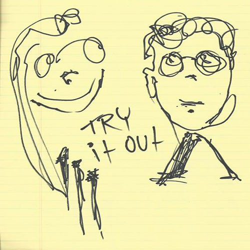 Alvin Risk & Skrillex Ft Jason Aalon Butler - Try It Out (Put Em Up Mix)