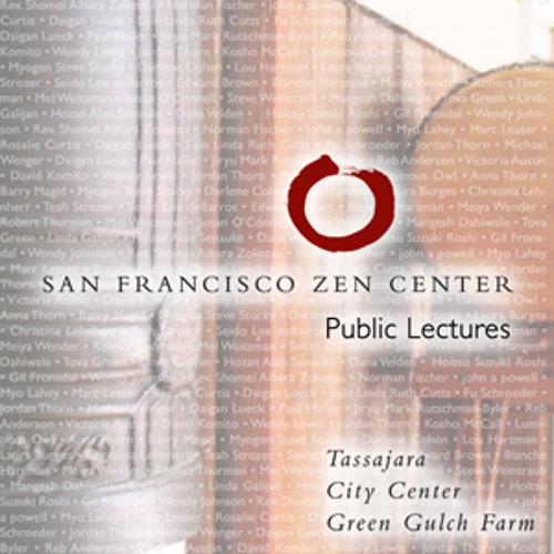 Dharma Friendship - SF Zen Center Dharma Talk for Oct 14, 2013