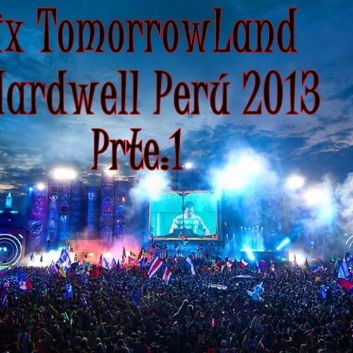 Mix TomorrowLand (Dj Hardwell Chimbote 2013 private )