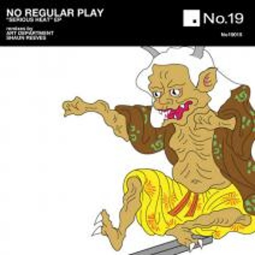 No Regular Play - Walkin (Next 2 Me)