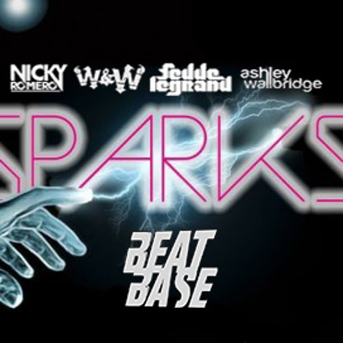 [Beatbase Vocal Edit]Nicky Romero,Fedde Le Grand,W&W-Crushing The Sparks Of Thunder