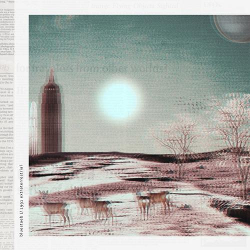 Soul Caliber 9mm (Bluestaeb Edit) 1991 Extraterrestrial LP