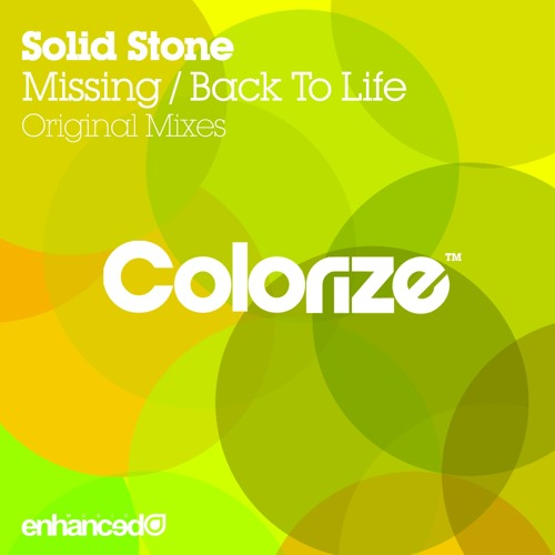 Solid Stone - Missing (Original Mix) [OUT NOW]
