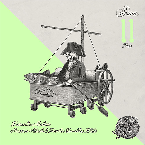 [Suara Free 011] Frankie Knuckles - Baby Wants to Ride feat. Jamie Principle (Facundo Mohrr Edit)