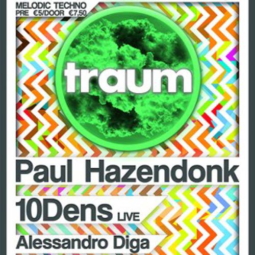 Paul Hazendonk at Traum Breda 04 OCT 2013