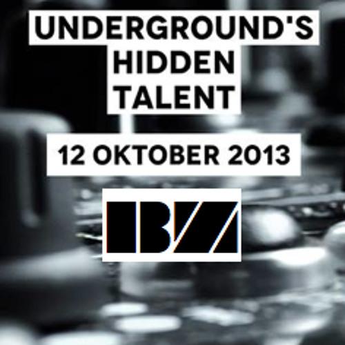 Beau Zwart (Live) @ Underground's Hidden Talent, Toffler 12/10/13