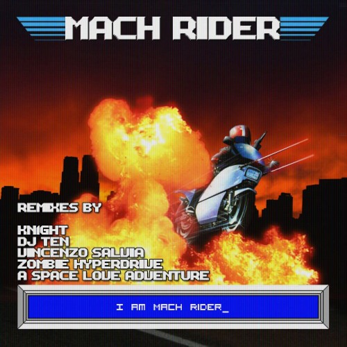 Synthetix.FM EXCLUSIVE! Mach Rider - The Law ( Zombie Hyperdrive Remix )