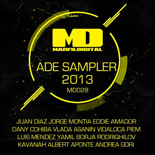 Jorge Montia - Drummers (Luis Mendez Remix) Marfil Records ADE Sampler Edition 2013