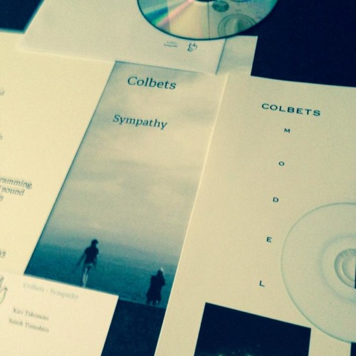 Colbets - Model - Taken from the first release on v e n t