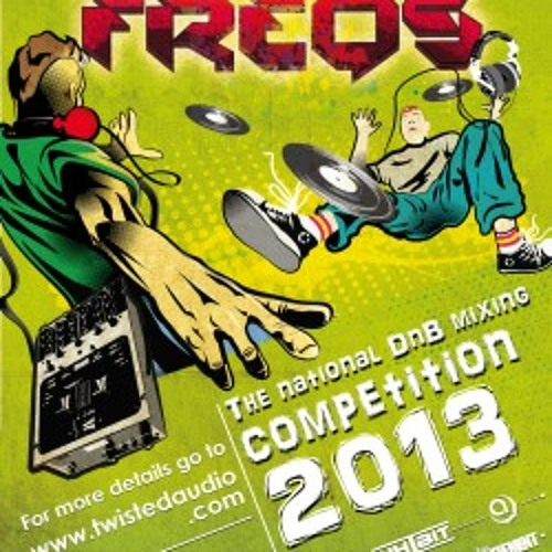 Homegrown FreQs 2013 Mix Perth Final