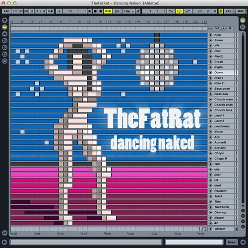 Dancing Naked (Piano Version) by TheFatRat - Listen to music