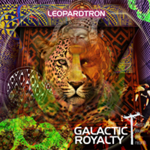 Leopardtron 'Galactic Royalty' digital EP preview, released 5 November, 2013