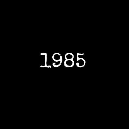 """K. Sparks """"1985"""""""