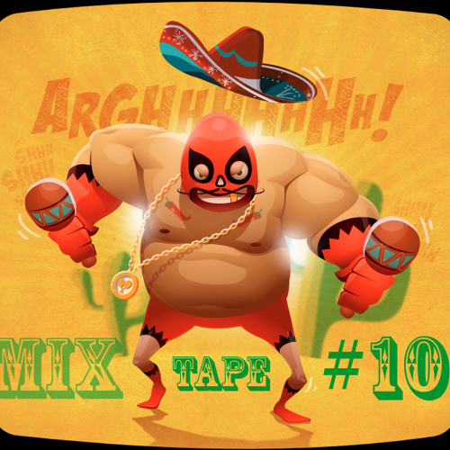 MIXTAPE x 10 // GREG HERMA // FREE DOWNLOAD