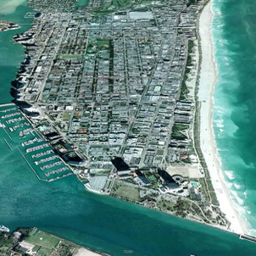 Miami's Sea Level Rise and Urban Development Boundaries