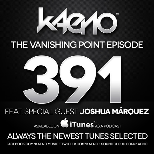 Joshua Márquez - The Vanishing Point Episode 391 Guest Mix