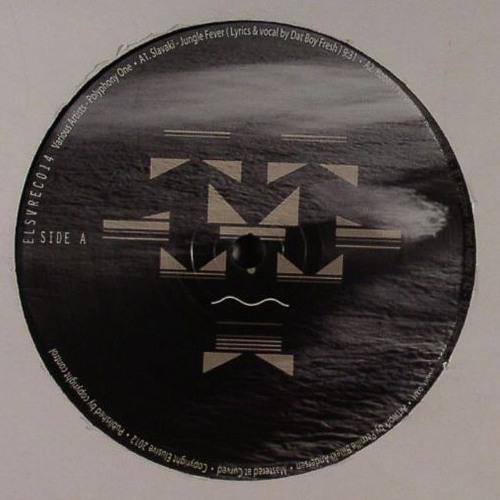 "Robert Feedmann - Anthem // Elusive Records - VINYL 12"""