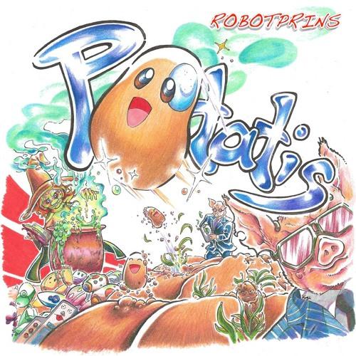 Robotprins 3rd EP - Potatis