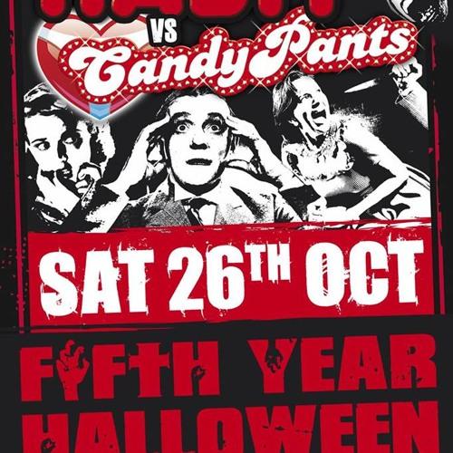 Habit vs Candypants Halloween 2013
