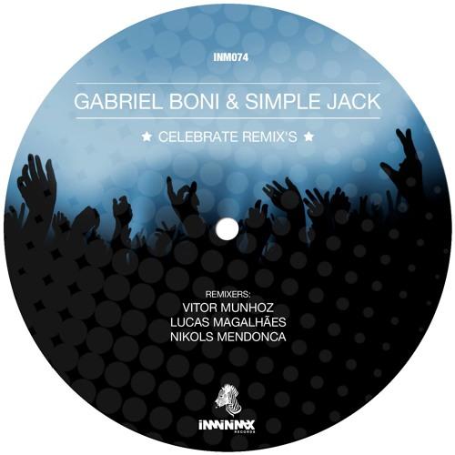 Gabriel Boni, Simple Jack - Celebrate (Nikols Remix)
