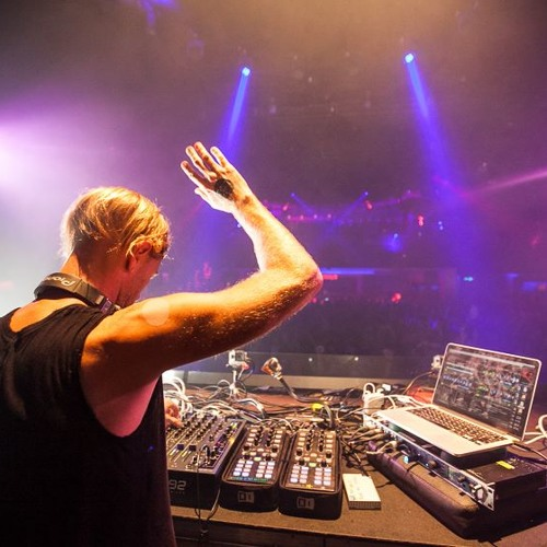 JOHNNY ALLEN Tribute To Richie Hawtin Enter Space Closing Party (EXIT) 2013