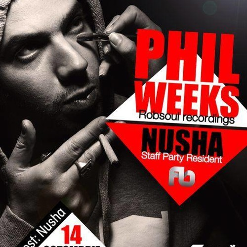 Phil Weeks 4H Live @ Staff Party - The Address / Bucharest (14.10.2013)