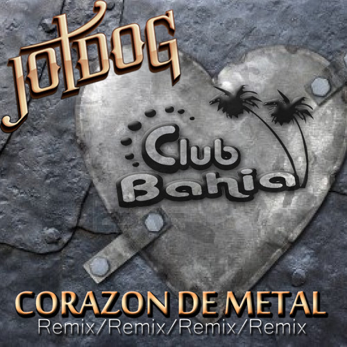 corazon de metal jotdog