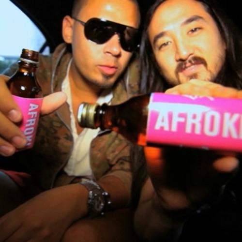 Afrojack and Steve Aoki - No beef ( Richard 'J Mash Up )