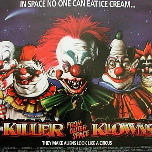 Killer Clowns Produced By @Dirrtysco