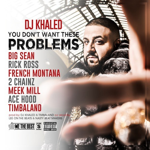 DJ Khaled ft. Big Sean, Ross, French, 2 Chainz, Meek & Ace Hood  - You Don't Want These Problems