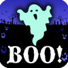 Boo!, Halloween Horror Text Alert