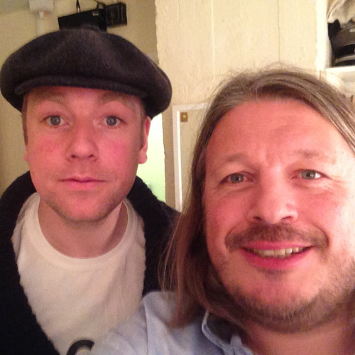 Richard Herring's Leicester Square Theatre Podcast - Episode 27 - Rufus Hound