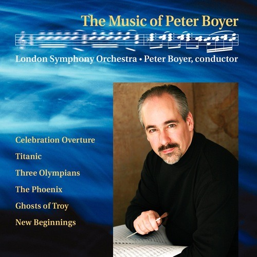 Ghosts of Troy – London Symphony Orchestra/Peter Boyer, conductor