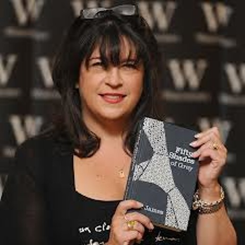 """E.L. James joins me for """"Fifty Shades of Grey, One Year Laters"""""""