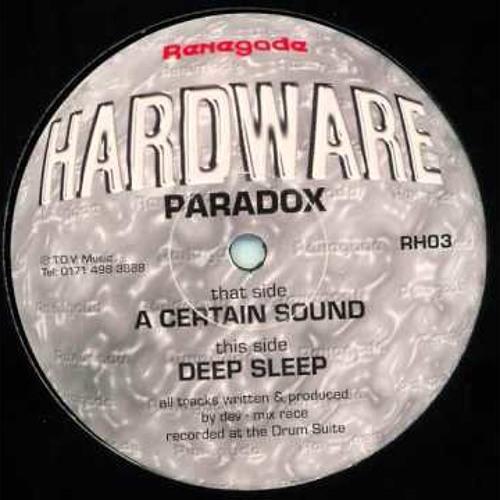 Paradox - A Certain Sound [Skanx 140 Rekut] - Free Download!