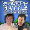 Angry Video Game Nerd vs The Irate Gamer. Epic Rap Battle Parodies 17
