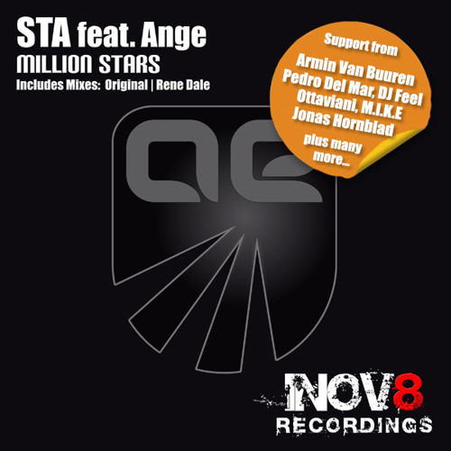 STA - Million Stars (Rene Dale Remix) - Support on ASOT #629 by Armin van Buuren