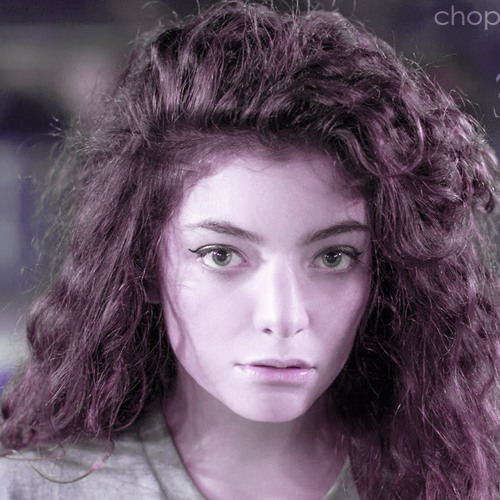 Lorde - Royals (Chopped and Screwed By 36ty5)