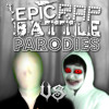Slender Man vs Jeff the Killer. Epic Rap Battle Parodies 23.