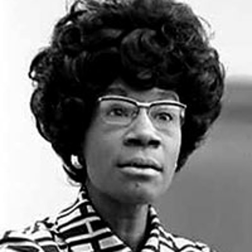 I Am Not Very Optimistic About My Country (Shirley Chisholm)