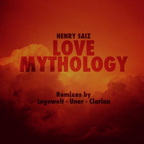 NS042 Love Mythology Remixes by Legowelt - Clarian - Uner