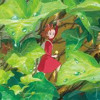 Arrietty´s song intro guitarr