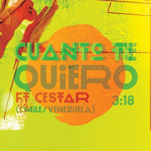 Cuanto Te Quiero Cestar Baby feat Bongoyeyo