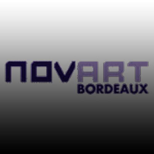 Novart - Poesie sonore diffusée pour l'installation de l'artiste Olivier Crouzel