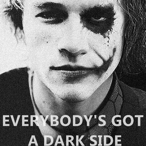 Heath Ledger's Joker Impersonation