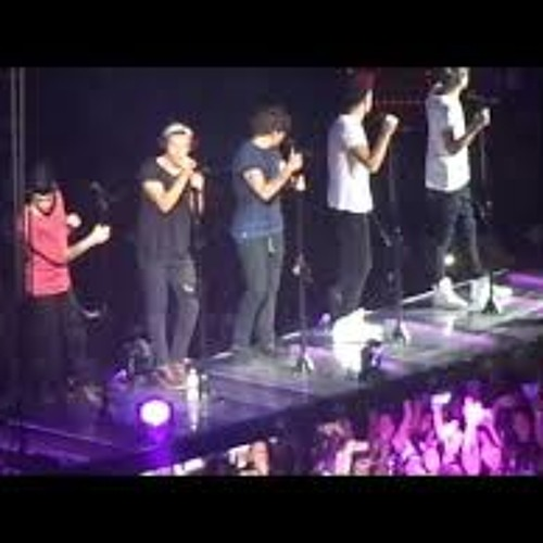 One Direction-Over Again-Live-Take Me Home Tour by